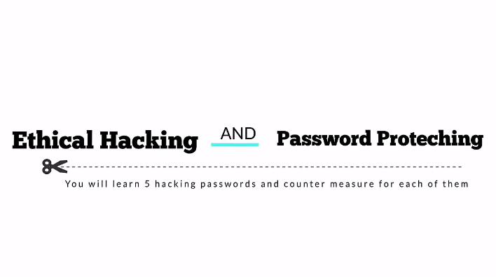 Ethical password hacking and protecting