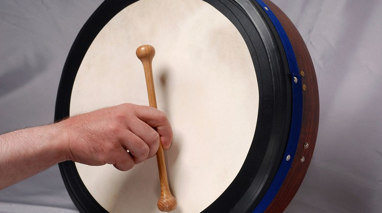 Instant Bodhran - learn Irish drum for fun and in sessions