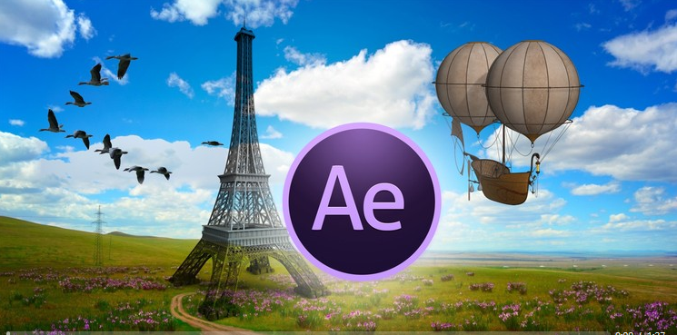 Master 3D Animation in Adobe After Effects CC 2015