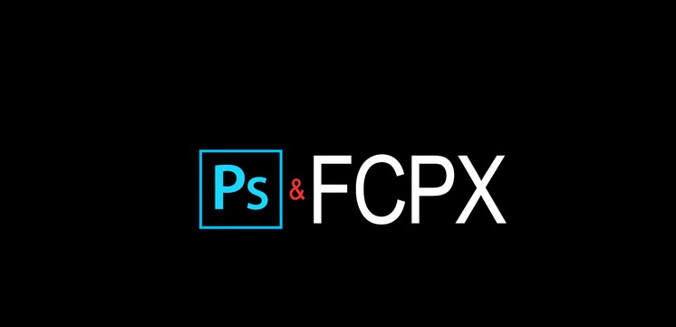Photoshop AND Final Cut Pro X The Basics - Production Suite