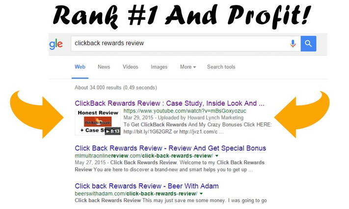 Rank & Sell Turn Youtube Videos Into Sales Machines!